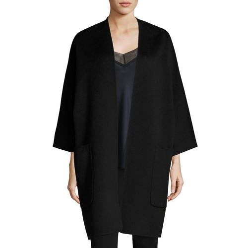 VINCE Reversible Cardigan Coat