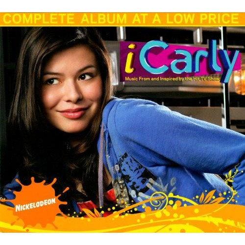 iCarly: Music from and Inspired by the Hit TV Show [CD]