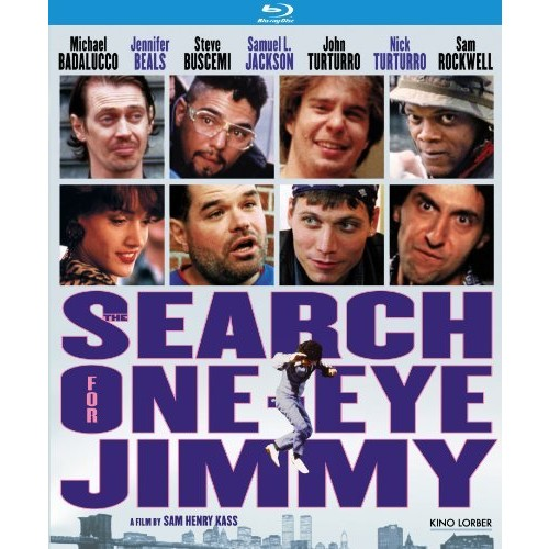 The Search for One-Eye Jimmy
