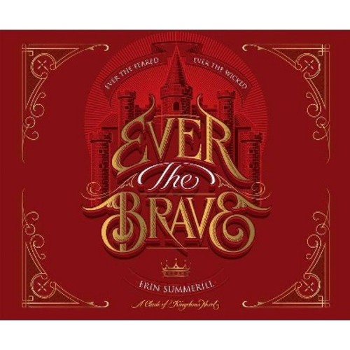 Ever the Brave (MP3-CD) (Erin Summerill)