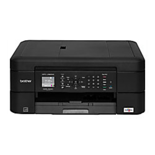 Brother Wireless Color Inkjet All-In-One Printer, Copier, Scanner, Fax, MFC-J480DW