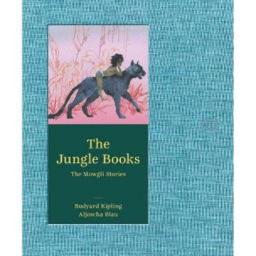 Jungle Books : The Mowgli Stories (Hardcover) (Rudyard Kipling)