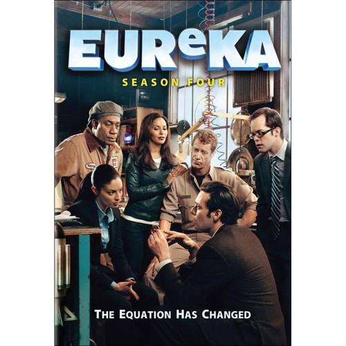 Eureka: Season Four [5 Discs] [DVD]