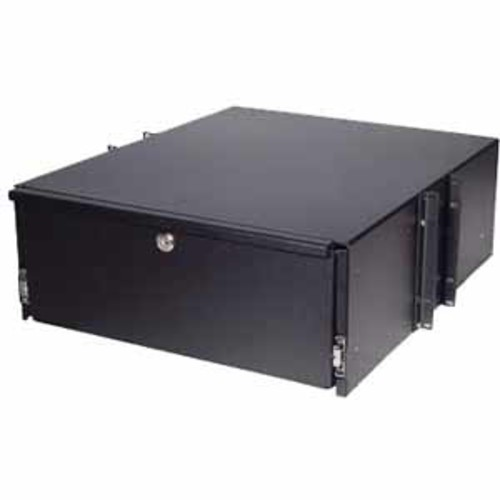 Chatsworth Lockable Storage Drawer - Black