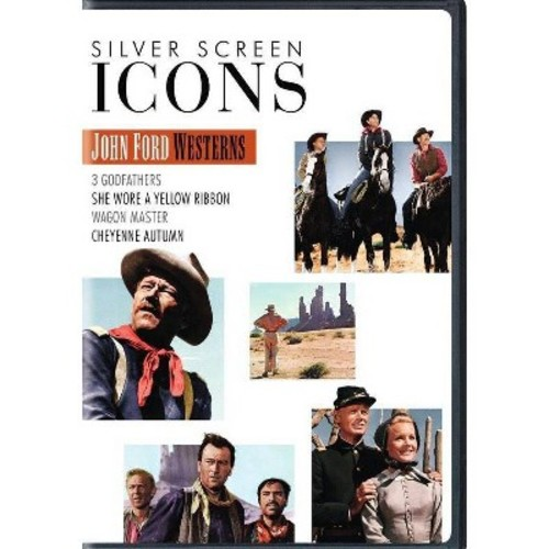 Silver Screen Icons: John Ford Westerns [DVD]