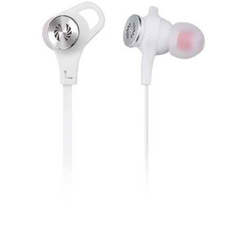 PHIATON C530S White Comfortable Fit In-Ear Headphones with Microphone