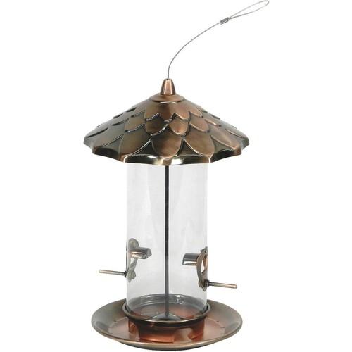 Stokes Select Copper Acorn Bird Feeder - 38288