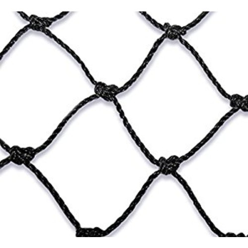 Bird-X Heavy Duty Premium Bird Netting Ideal for Heavy-Duty Applications, 50' by 100' [50 by 100-Feet]