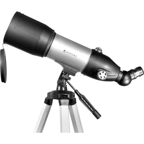 Barska 40080 Starwatcher 133 Power Refractor Telescope