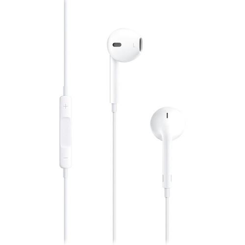4XEM White Earpod Earphones For iPhone/iPod/iPad (QR0527)
