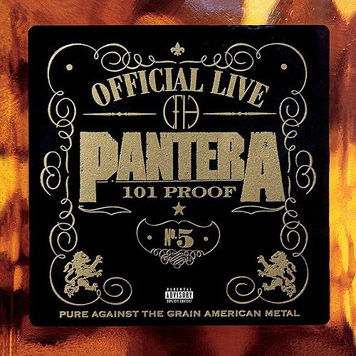 Official Live: 101 Proof [LP] [PA]