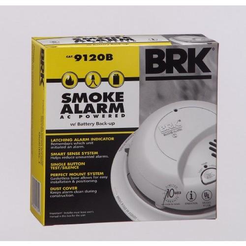 First Alert 120 V AC Hardwired Smoke and Carbon Monoxide Alarm