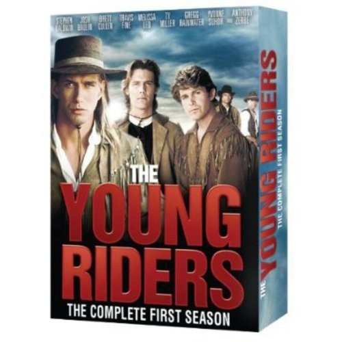 The Young Riders: The Complete Season One [5 Discs] [DVD]