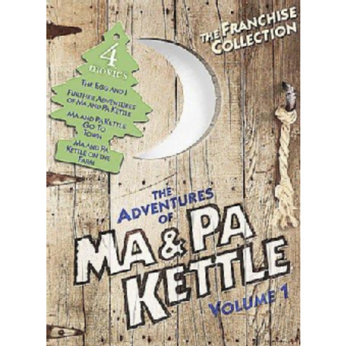 Ma and Pa Kettle Complete Comedy Collection