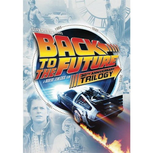 Back to the Future: 30th Anniversary Trilogy (DVD)
