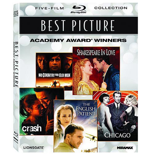 Best Picture Academy Award Winners: 5 Film Collection