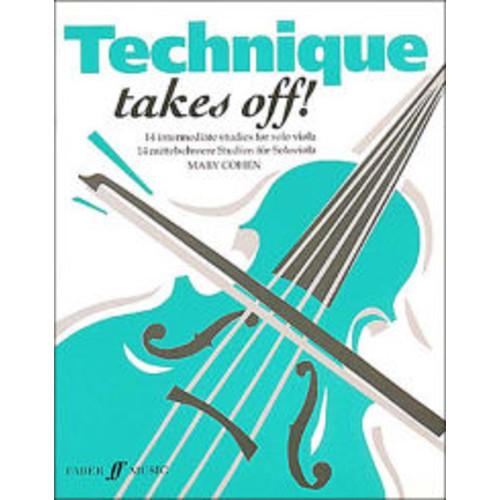 Technique Takes Off! for Viola