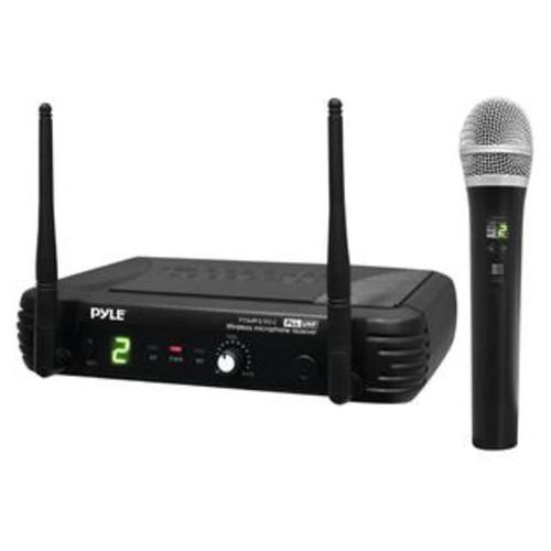 Pyle-Pro Professional UHF Wireless Handheld Microphone System