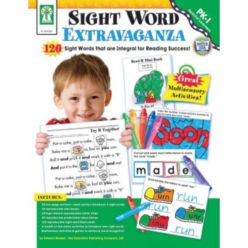 Key Education Sight Word Extravaganza! Resource Book
