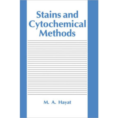 Stains and Cytochemical Methods / Edition 1