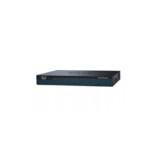 Cisco 1921 Integrated Services Router - Router - Gigabit Ethernet - desktop