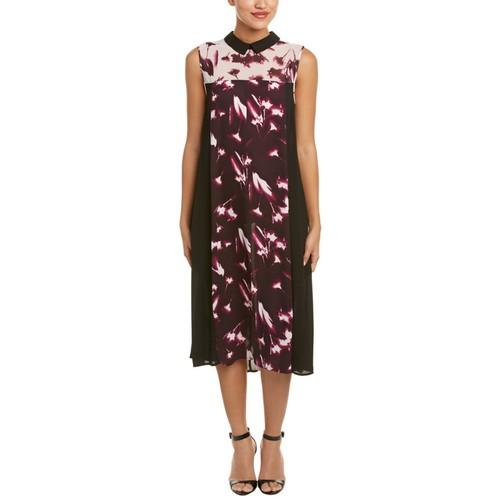 BCBGMAXAZRIA Emerie Midi Dress