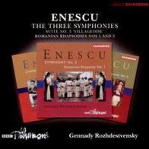 Enescu: The Three Symphonies; Suite No. 3