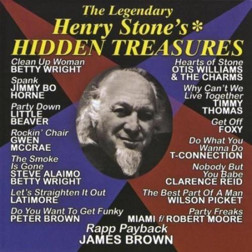 Henry Stone's Hidden Treasures [CD]