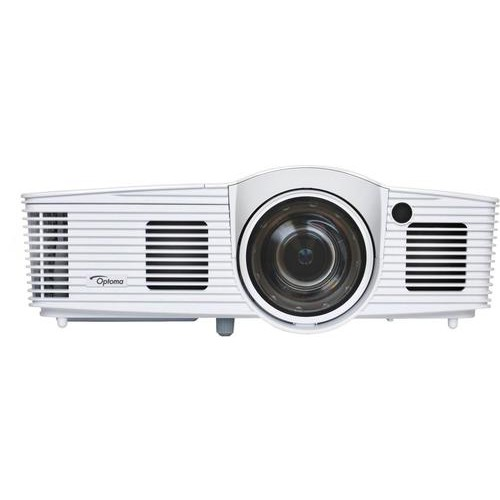 Optoma - GT1080Darbee 1080p DLP Projector - White