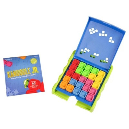 Educational Insights Kanoodle Jr. Spatial Reasoning Strategy Game 8pc