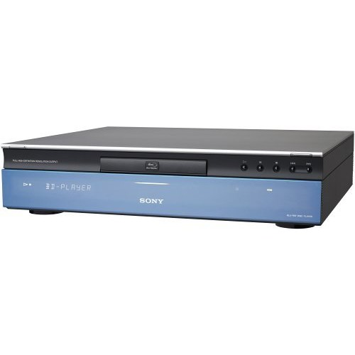 Sony BDP-S1 1080p Blu-ray Disc Player