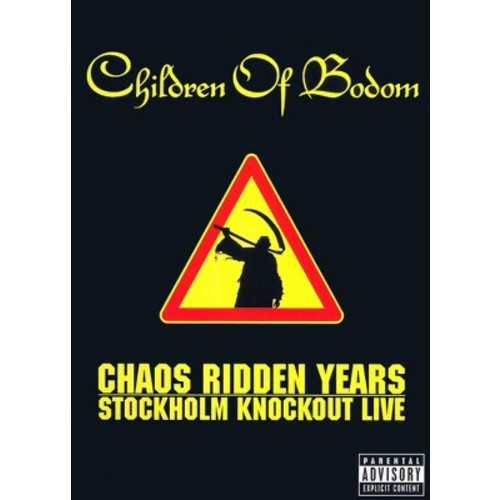 Children of Bodom: Chaos Ridden Years - Stockholm Knockout Live (DVD)