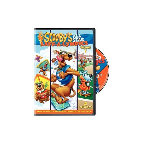 Scooby's All Star Laff-A-Lympics, Vol. 1(DVD/FF-4X3/ECO)