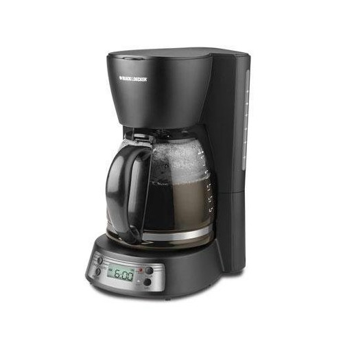 12 Cup Program. Coffee Maker