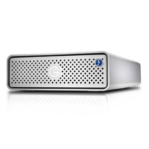 G-Technology G-DRIVE 8TB Thunderbolt 3 External Hard Drive with USB 3.0 Type-C