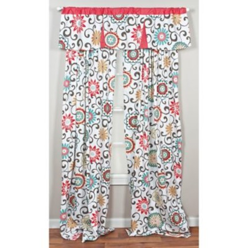 Waverly Baby by Trend Lab Pom Pom Play 84-Inch Window Panel
