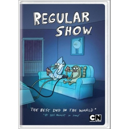 Regular Show: The Best DVD in the World at This Moment in Time