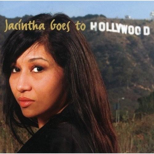 Jacintha Goes to Hollywood [CD]