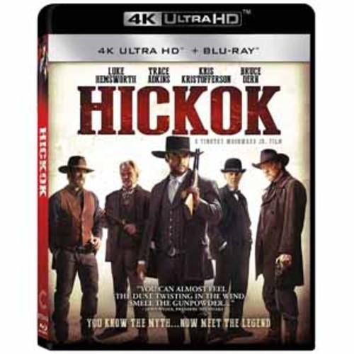 Hickok [4K UHD] [Blu-Ray]