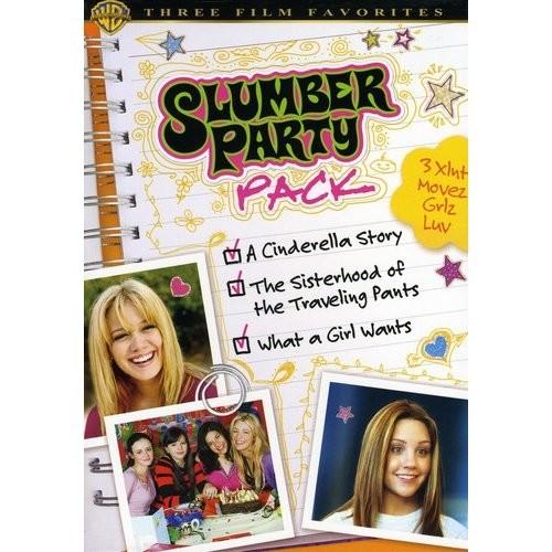 Slumber Party Pack [3 Discs] [DVD]