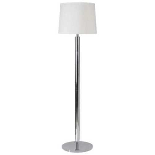 Kenroy Home Milano Floor Lamp in Chrome