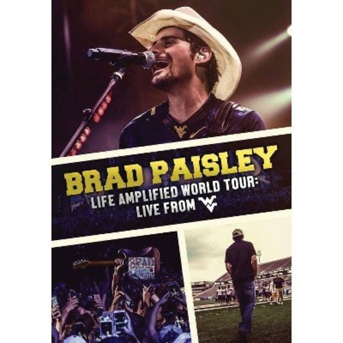 Life Amplified World Tour: Live from WVU (DVD)