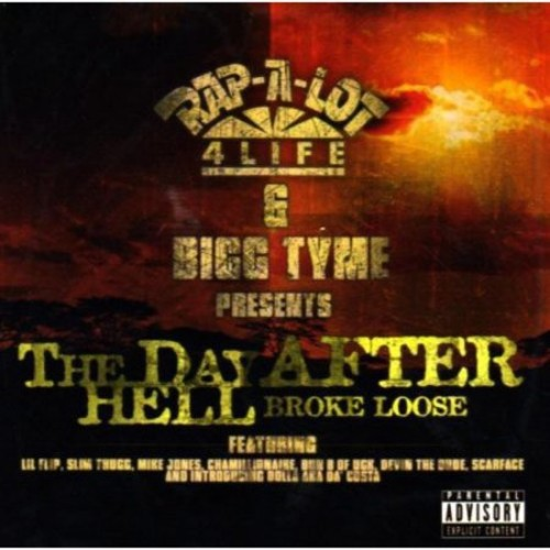 The Day After Hell Broke Loose [CD] [PA]