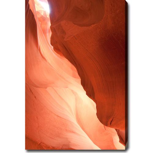 'The Amazing Antelope Canyon' Photography Canvas Art