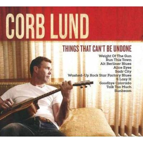 Things That Can't Be Undone [CD]