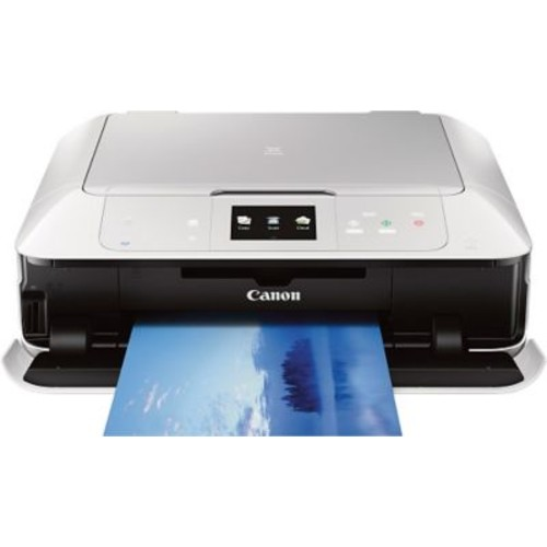 Canon PIXMA MG7520 Wireless All-in-One Inkjet Printers, Assorted Colors