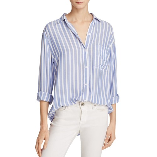 RAILS Janelle Striped Button-Down Shirt - 100% Exclusive
