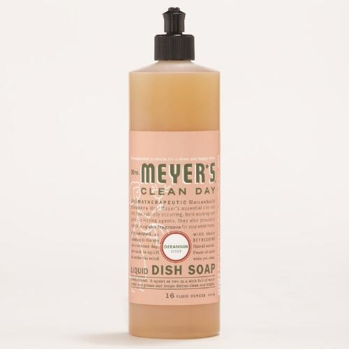 Mrs. Meyer's Geranium Dish Soap