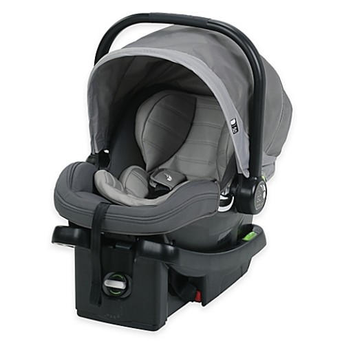 Baby Jogger City Go Infant Car Seat in Steel Grey