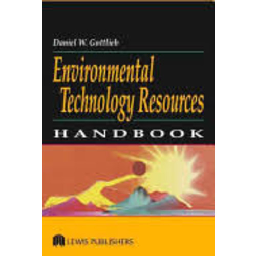 Environmental technology resources: handbook [Book]
